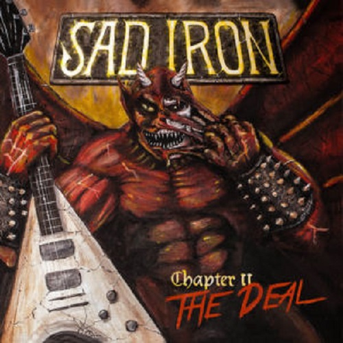 Sad Iron – Chapter II: The Deal